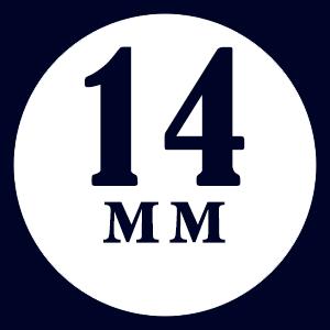 Толщина доски - 14