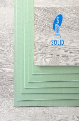 Подложка Solid 3 мм листовая фото 1 в интерьере