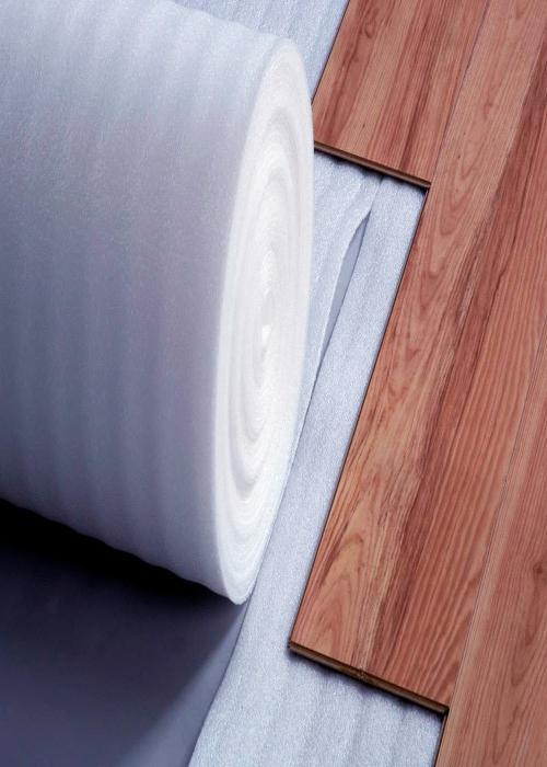 Подложка ПВХ 2 мм рулонная фото 1 в интерьере